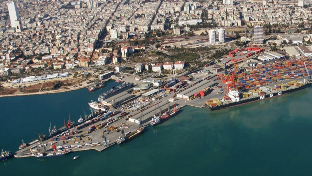 Mersin International Port